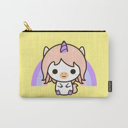 Cute pastel unicorn Carry-All Pouch