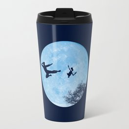 Go Big or Phone Home Travel Mug