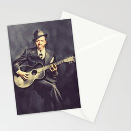 Robert Johnson, Music Legend Stationery Cards