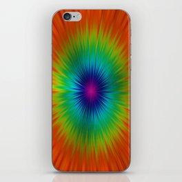 Burst of Colour iPhone Skin