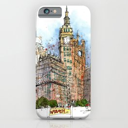 Chicago! iPhone Case