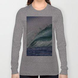 Silver Swells Long Sleeve T-shirt
