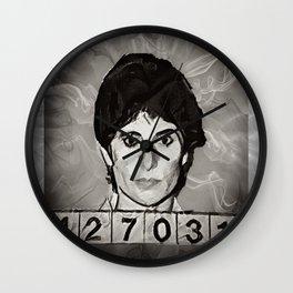 Karen Travers Wall Clock