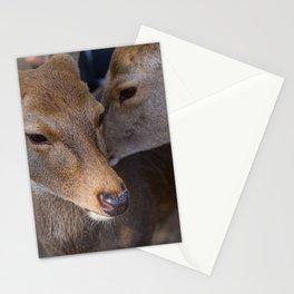Deer Secrets Stationery Cards