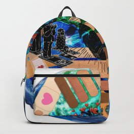 Love to Heal the Earth Backpack