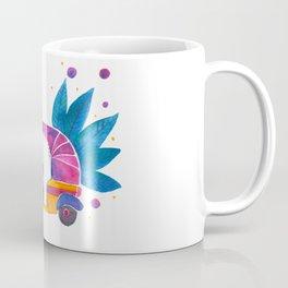 Groovy Rickshaw Coffee Mug