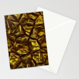 GOLD NUGGETS Stationery Cards