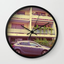 Opel Astra - The Undertaker Wall Clock