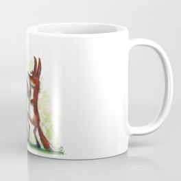 Bear & Fox Coffee Mug