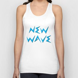 NEW WAVE Unisex Tank Top