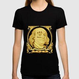 Ben Franklin   S.B.E.& Co. Tattoo T-shirt