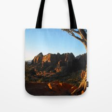 Top Of Merry-Go-Round Tote Bag