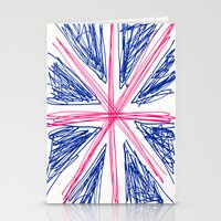 uk Stationery Cards featuring UK by R.Bongiovani