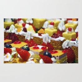 cakes Rug
