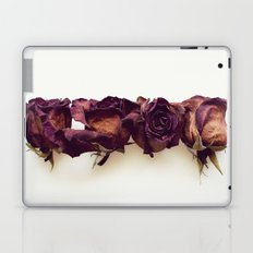 Four Red Roses Laptop & iPad Skin