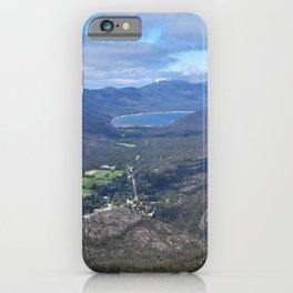 Boroka Lookout Grampians iPhone Case