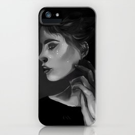 Daydreaming iPhone Case