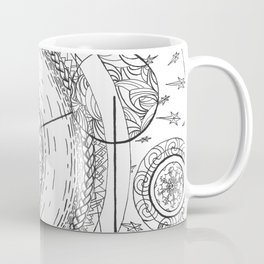 Movement of the Spheres 01 Coffee Mug