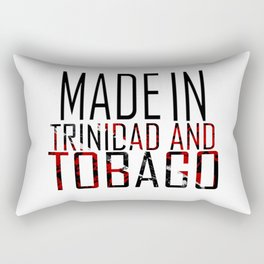 Made In Trinidad and Tobago Rectangular Pillow
