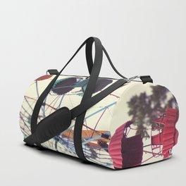 Ferris wheel Duffle Bag