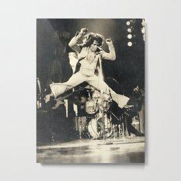 James Brown Vintage 01 Metal Print
