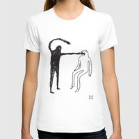 mouth T-shirts featuring Mouth by Fupete Art