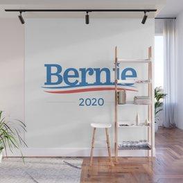 Bernie Sanders 2020 Campaign Wall Mural