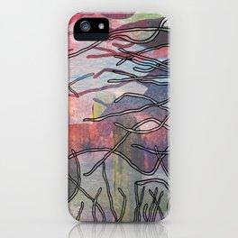 Design #1 iPhone Case