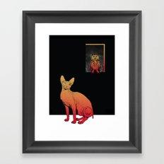 We Own The Night Framed Art Print