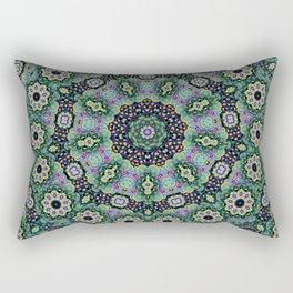 Nine Sided Paisley 2 Rectangular Pillow
