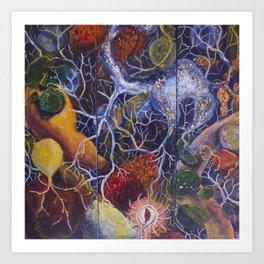 Rafa Art Print