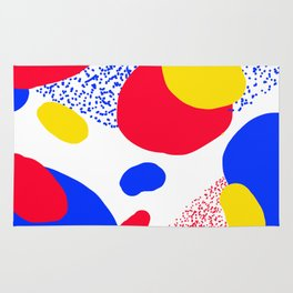 Primary Dots Rug