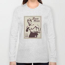 Frank Moran - Pittsburg Pennsylvania Boxing Hall of Fame Long Sleeve T-shirt