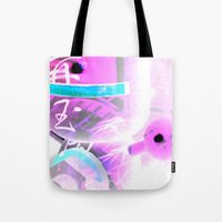 asia Tote Bags featuring Asia-Style by JG-DESIGN