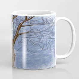 The Twisted Tree Coffee Mug