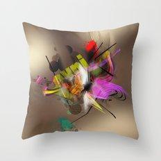 My O.V.N.I Throw Pillow