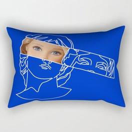Too Faced Barbie Rectangular Pillow