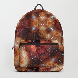 Space Mandala No30 Backpack