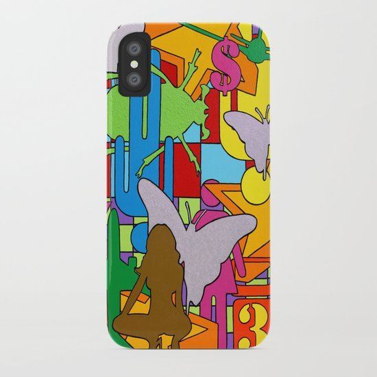 """High Octane"" iPhone Case"
