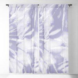 lavender tie dye Blackout Curtain