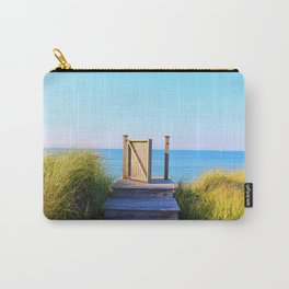 Steps beach Nantucket Carry-All Pouch