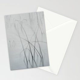 Harmonia i - Soft Grasses and Calm Water Stationery Cards