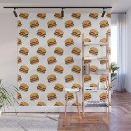 Burgers Wall Mural