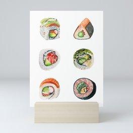 Sushi Mini Art Print