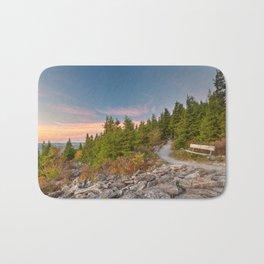 Spruce Knob Twilight Trail Bath Mat