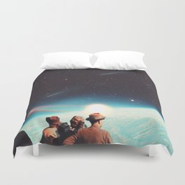 We Have Been Promised Eternity Duvet Cover