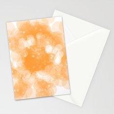 Super Orange Stationery Cards