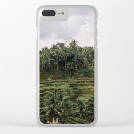 Bali Tegalalang II , Indonesia Clear iPhone Case