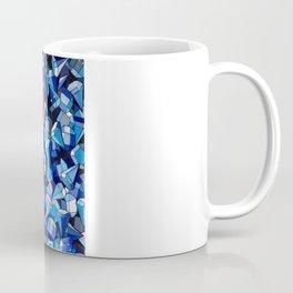 Fond Bleu Coffee Mug