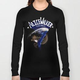 Alice Walker Texas Ranger Long Sleeve T-shirt